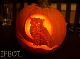 Sick Pumpkin Carving Ideas by Epbot 10 01 2010 11 01 2010