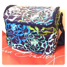 Vera Bradley Katalina Blues Lunch Bag