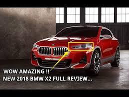 Wow Amazing New 2018 BMW X2 Release Date