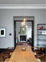 Interesting Dining Room Hanging Lights Lighting For Two Over Table Marvellous