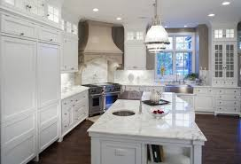 White Kitchen Dark Floors Stunning Concept For Product Design Contemporary Furniture 4