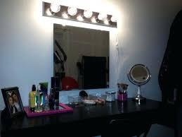 Ikea Light Mirror Make Up Vanity Desk Mirror Chair Vanity Ikea