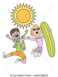 Summer Beach Wear People