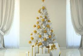 Turn A Plain White Christmas Tree Into Jolly Snowman Decoration