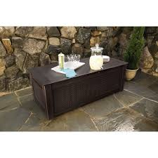 Rubbermaid Patio Storage Bench by Rubbermaid Patio Chic Storage Bench Home Design Ideas Simple