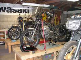 share your motorcycle work bench pictures here south bay riders