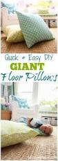 Giant Bohemian Floor Pillows by 25 Unique Giant Floor Pillows Ideas On Pinterest Floor Pillows