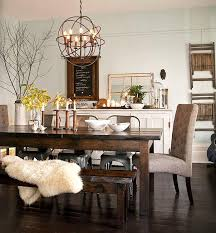 Delightful Enchanting Accent Tables Dining Room Eclectic Details Like Mismatched Dinings Wood Chairs