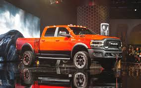 100 Toughest Truck 2019 Ram HD FCA Unveils The New Generation Of Its Pickup