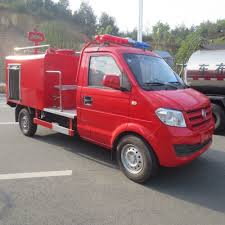 Chengli Cheap Mini Trucks Dongfeng Small Water Tender Fire Truck ...