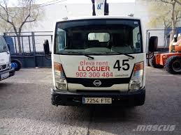 Used Nissan -cabstar-35-8 Flatbed / Dropside Year: 2007 Price ...
