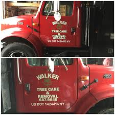 Walker Tree Care Had Us Do Their New Truck! Give Them A Call For Any ...