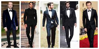 The Black Tie Dress Code For Men