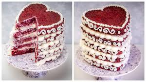 velvet cake rezept roter samtkuchen