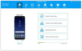 Manage Music on Samsung Galaxy S8 How to Transfer Music to Galaxy S8