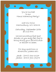Funny Housewarming Invitation Party Wording House Warming