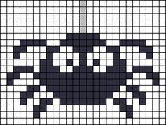 Halloween Perler Bead Templates by Pumpkins Halloween Perler Bead Pattern Beads Pinterest