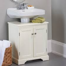 Pedestal Sink Cabinet Storage Excellent Finest Diy Lowes