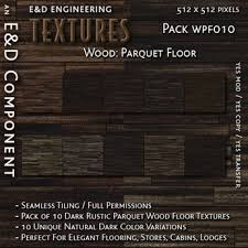 WPF010 10 Dark Rustic Parquet Wood Floor Textures From ED ENGINEERING