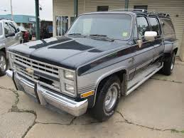 1986 Chevy Suburban Dually, Trucks Of Texas | Trucks Accessories And ...