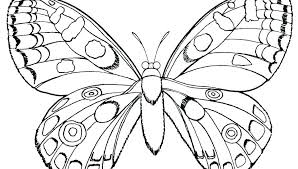 Monarch Butterfly Coloring Page Color Free Caterpillar To Life