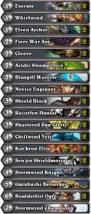Warrior Hearthstone Deck Grim Patron by Hearthstone Basic Decks A Beginner U0027s Guide To The Warrior