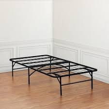 Platform Metal Bed Frame by Weekender Folding Platform Bed Frame Queen Free Shipping Today