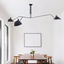 Replica Serge Mouille Ceiling Light
