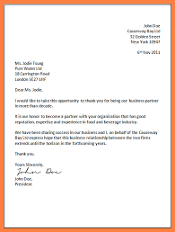 5 addressing a business letter