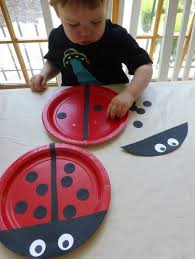 Bug Themed Crafts For Preschoolers