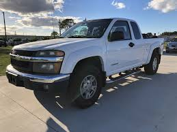 Used 2005 Chevy Colorado LS Z71 4X4 Truck For Sale Port St. Lucie FL ...