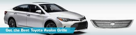 Toyota Avalon Floor Mats Replacement by Toyota Avalon Grille Grill Action Crash 2000 2001 2003 2002