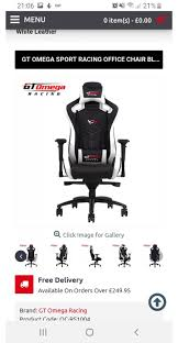 Office Chair: Brand New Gt Omega Gaming Office Chair Racing ... Costco Gaming Chair X Rocker Pro Bluetooth Cheap Find Deals On Line Off Duty Gamers Maxnomic Dominator Gamingoffice Gaming Chair Star Trek Edition Classic Office Review Best Chairs Ever Maxnomic By Needforseat Brazen Shadow Pc Chairs Amazoncom Pro Breathable Ergonomic Rog Master Akracing Masters Series Luxury Xl Blue Esport L33tgamingcom Vertagear Pline Pl6000 Racing