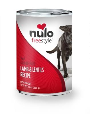 Nulo Dog Food - Lamb & Lentils, 368g
