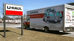 100 U Haul 10 Foot Truck Takes Over Former CocaCola Distribution Center In Waukee