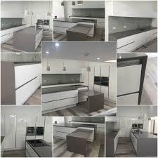 Orlando White Gloss Kitchen Built Under Oven Unit 600mm Travis Perkins