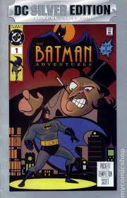 DC Silver Edition Batman Adventures 1992 1
