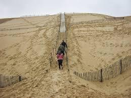 sur la dune du pyla le de mes histoires de randos
