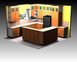 Kitchen Theme Ideas 2014 by Furniture Fantastic Kitchen American Woodmark Cabinets In Black