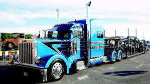100 Big Daddy Trucking Blue Streak American Trucker