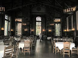 100 wawona hotel dining room menu usa national park dining