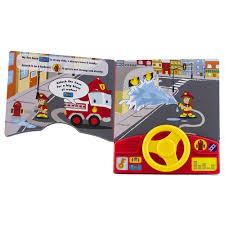 100 Big Truck Paper Go Go Fire PI Kids Phoenix International Publications