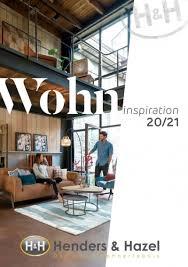 henders hazel deutschland katalog wohn inspirationsbuch 2020
