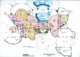 Modern Luxury House Plan Stunning Floor Plans And The Saville