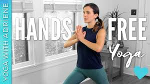 Hands Free Yoga Workout