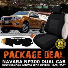 Nissan Navara D23 NP300 Black Seat Covers + DASH MAT Dual Cab ST-X ... Amazoncom Pickup Truck Bench Cover Baja Inca Saddle Blanket Fits Trailblazer Hd Canvas Front Seat Covers For Toyota Hilux Single Cab 2019 Chevy 1500 Seat Covers Tigertough 12016 Ford F150 Polycotton Seatsavers Protection China Shopping Guide At Shop Sheepskin Pair Steering Grey Fleece Waterproof Custom From Covercraft Car 9 Steps Coverking Genuine Leather Customfit Dog Hammock For Back Treat A Crgrade Neoprene