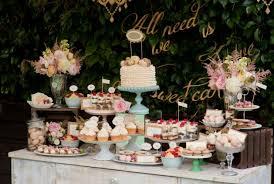 Wedding Dessert Table Tips