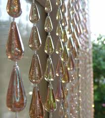Glass Bead Curtains For Doorways by Beaded Curtains Door Beads That Bohemian