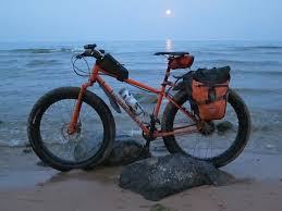 Keeping Your Gear Dry While Beach Riding On Fat Bike