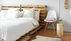 Beautiful Diy Pallet Headboard Bed